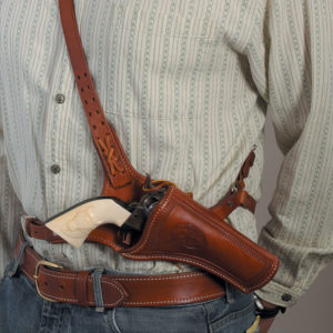 The Shootist – Holster Only – El Paso Saddlery